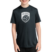 - PC380Y Youth Essential Performance Tee