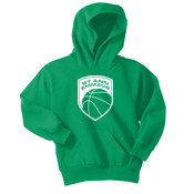 - PC90YH Youth Pullover Hooded Sweatshirt