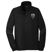 - JST84 Shield Ripstop 1/2 Zip Pullover