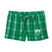 - DT2801 Youth Flannel Plaid Boxer