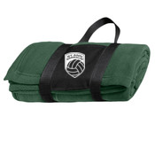 - BP20 Fleece Blanket with Carrying Strap